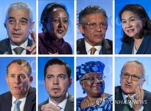 世貿組織新總幹事遴選磋商啟動