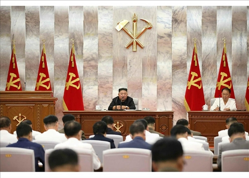 朝鮮召開黨中央軍委會提出需全面審視年度目標
