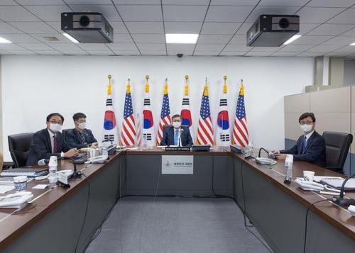 韓美聯合國防協商機制第18次會議閉幕
