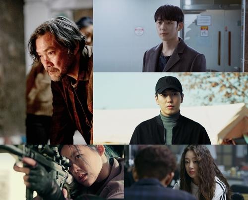 新男團P1Harmony世界觀電影《P1H》下月上映