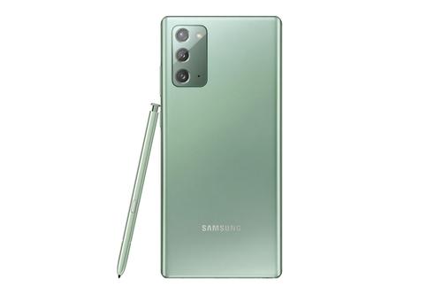 三星Galaxy Note20系列將推綠色新配色