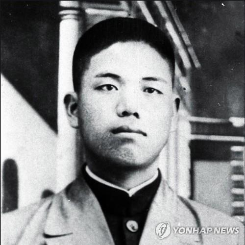 資料圖片:獨立運動家趙明河 韓聯社