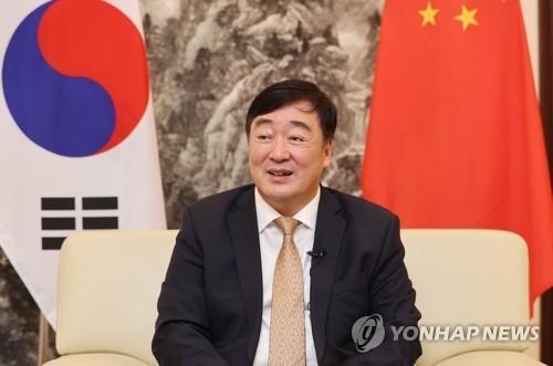 中國駐韓大使邢海明:期待習近平主席早日訪韓