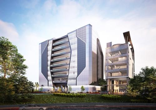 YG娛樂新辦公樓竣工 規模為舊樓十倍