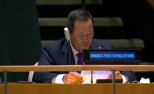 朝鮮常駐聯合國代表:不能以經濟補償為代價放棄尊嚴