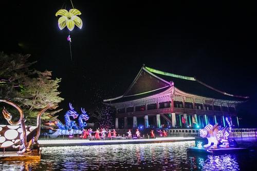 南韓第6屆宮廷文化節本週開幕