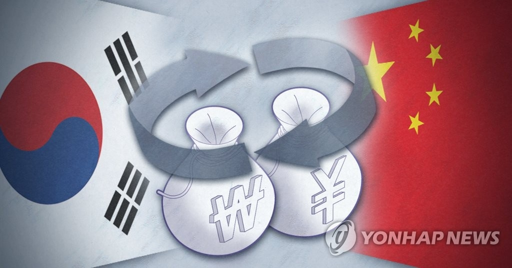 詳訊:韓中決定續簽貨幣互換協議