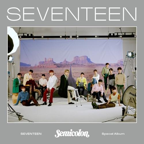 SEVENTEEN將發售特製專輯《分號》