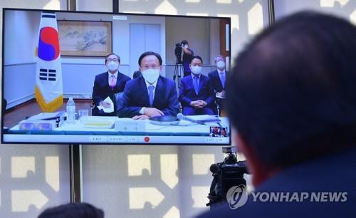 韓駐美大使:拜登若勝選對半島決策或自下而上