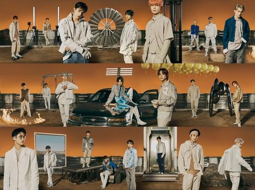 NCT新輯預售112萬張刷新自身紀錄
