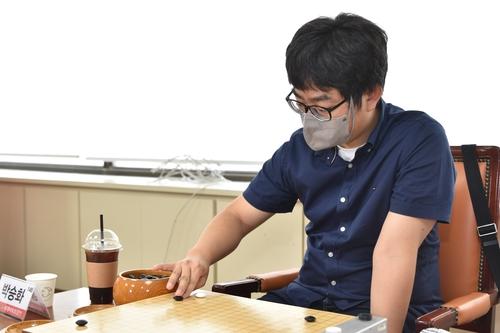 農心杯世界圍棋團體賽首戰韓中交鋒