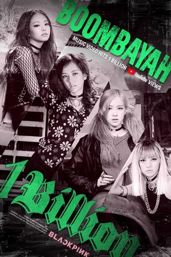 BLACKPINK《BOOMBAYAH》MV播放量破10億