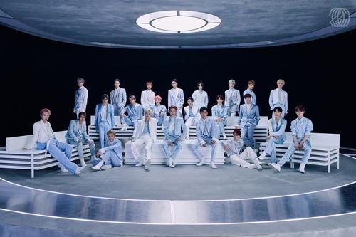 NCT新輯登頂全球32區iTunes榜