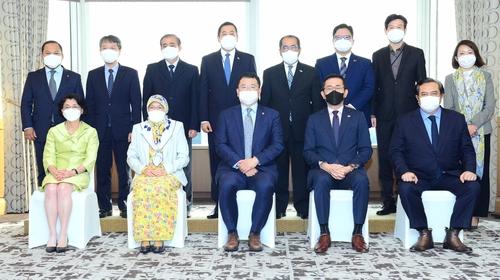 南韓副外長會晤東盟十國駐南韓大使