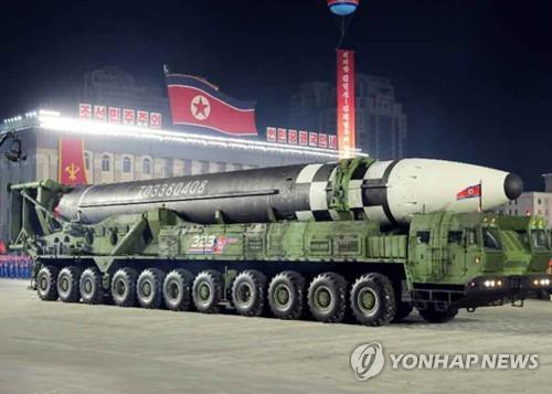 韓專家:朝鮮新導彈或重100噸 載運難度高