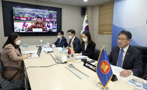 韓中日與東盟線上舉行文化部長會議