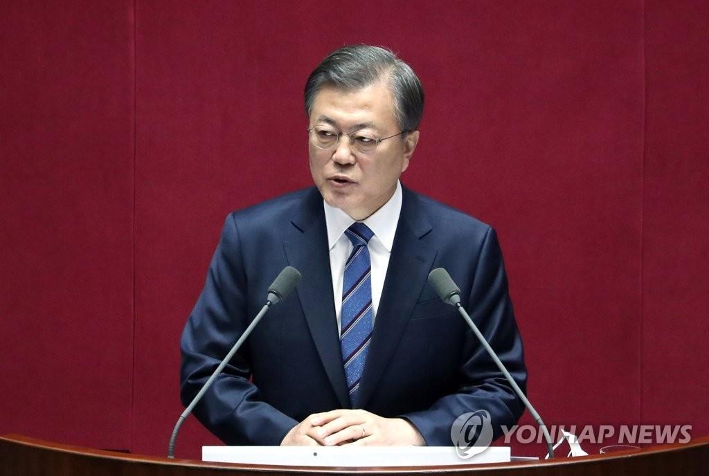 文在寅:韓公民被朝射殺事件側證和平重要性