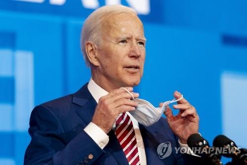 拜登在韓聯社發表署名文章強調發展韓美同盟