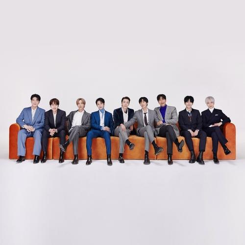 SJ將先行公開正輯收錄曲紀念出道15週年