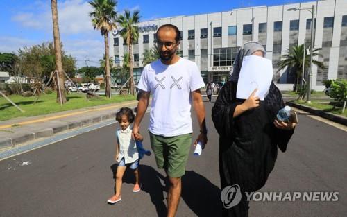 統計:南韓難民申請人數超7萬人