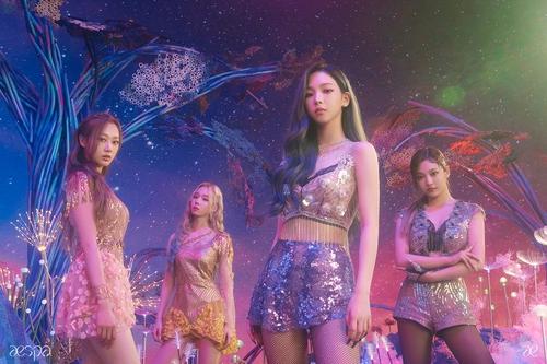 SM新女團aespa將於17日出道