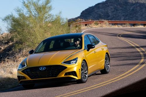 現代汽車10月在美總銷量和零售銷量雙雙增加