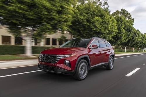 現代汽車在美生產新款途勝 高端N係佈局北美