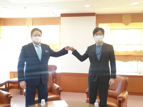 韓美外交高層會晤討論東盟政策合作