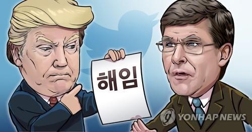 南韓防部:與美方溝通不受換帥影響