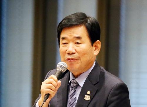 韓日議員聯盟舉行會晤商討增進兩國關係