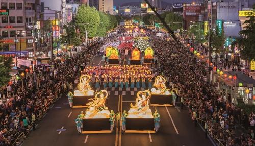南韓佛教燃燈會入遺在即