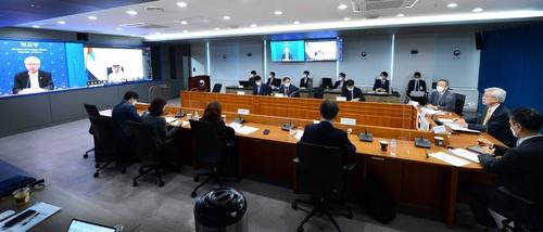 南韓阿聯酋舉行第三次原子能高層磋商