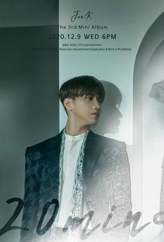 JUN.K將時隔3年攜個人專輯回歸