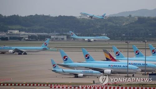 大韓航空仁川至天津航線8日起每週一班