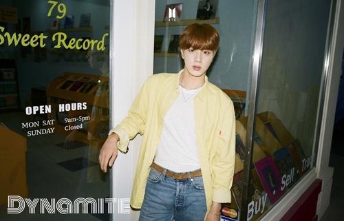 防彈少年團Jin推個人單曲《Abyss》