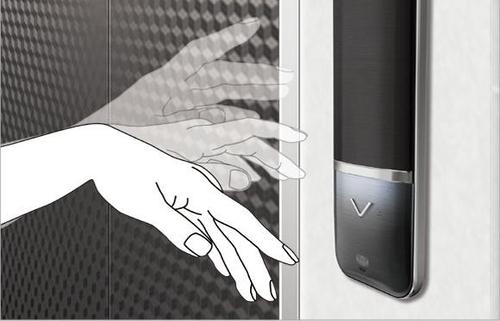現代電梯在韓中承攬非接觸式技術訂單