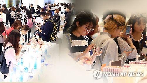 報告:過半中國消費者對韓貨有好感