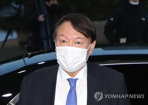 詳訊:韓法院中止檢察總長停職處分 尹錫悅復職