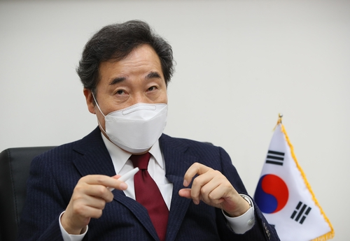 韓執政黨首李洛淵:將適時提議赦免兩名前總統