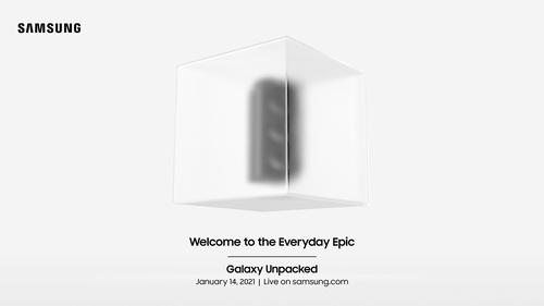 三星下周線上發佈新款智慧手機Galaxy S21