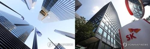 韓四大企業集團總市值佔KOSPI總值逾六成