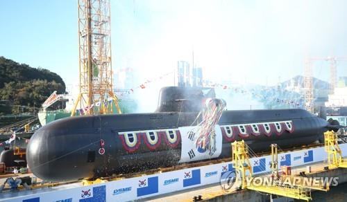 南韓防部:建造核潛艇須考慮技術水準等因素