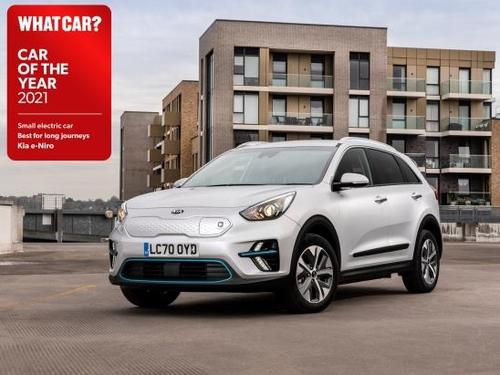 起亞兩款汽車在英國獲獎
