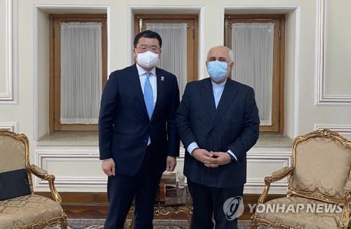 韓外交部:用被凍資金購救護車係伊方提議