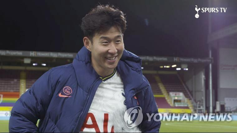 孫興慜英超生涯進攻得分100分創亞洲紀錄