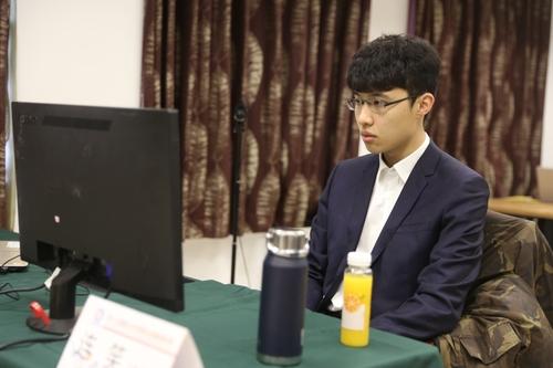 資料圖片:連笑九段 南韓棋院供圖(圖片嚴禁轉載複製)