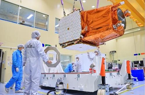 南韓自主研發新一代中型衛星擬3月發射