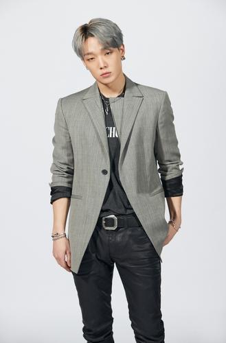 男團iKON成員BOBBY YG娛樂供圖(圖片嚴禁轉載複製)