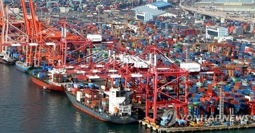 詳訊:韓2020年第四季GDP環比增1.1% 全年增速-1%