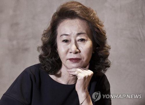 韓演員尹汝貞憑電影《米納�堙n獲美評論協會獎